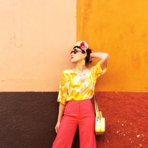 Weekend Style Ideas: Mia Morreti