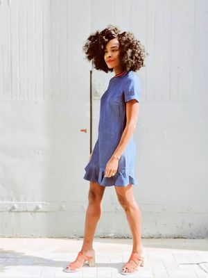We've Just Found the Ultimate Denim Dresses for Summer