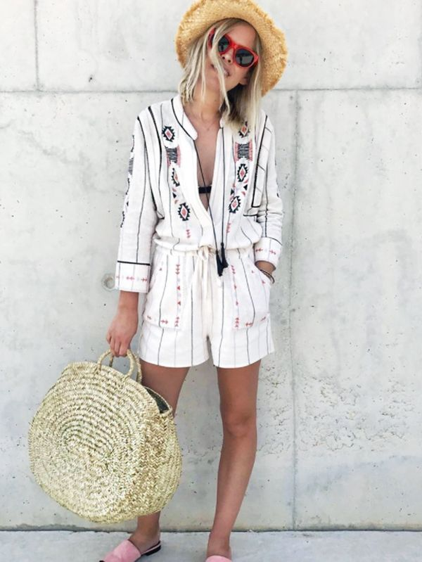 Beach outfit ideas: Free People