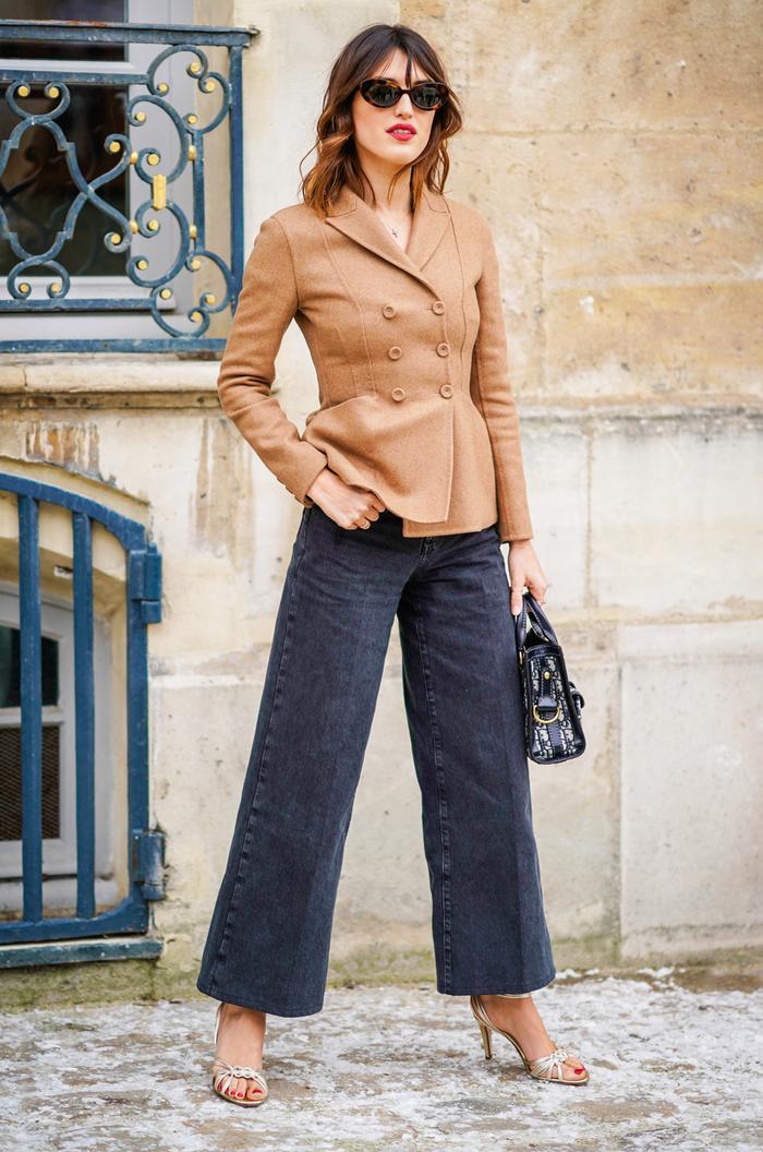 How to Create a 5-Piece French Wardrobe: Jeanne Demas