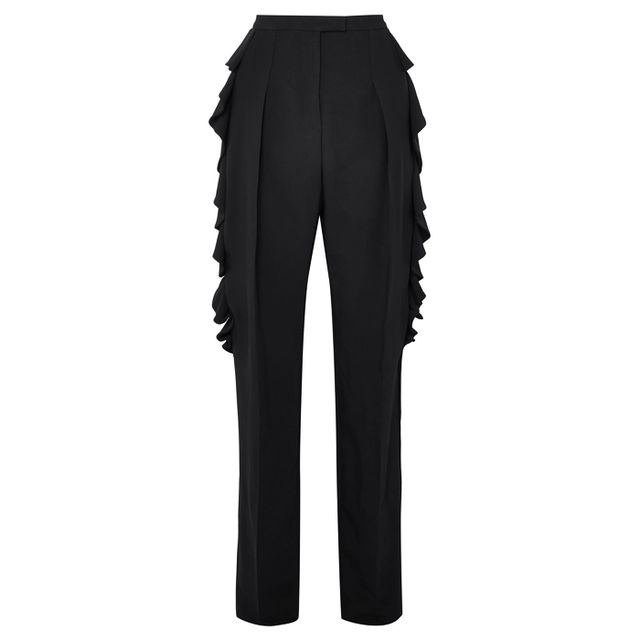 what to wear to an engagement party: antonio beradi trousers