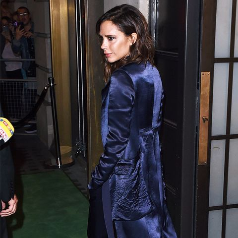 Victoria Beckham style: You Can Never Be Too Dedicated to a Look