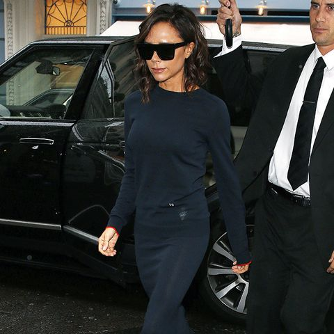 Victoria Beckham style: Shoes Make an Outfit