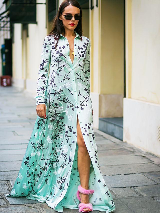 Best dress for my body type: woman wearing dress