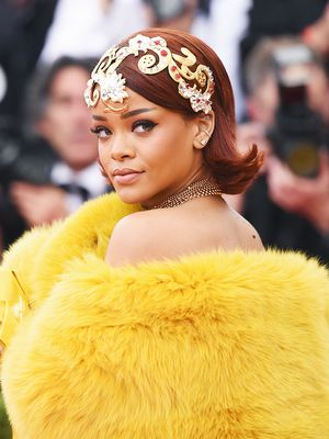 In 50 Years' Time, Everyone Will Still Be Talking About These Rihanna Outfits