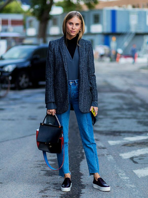 layering clothes—how to layer clothes  whowhatwear uk