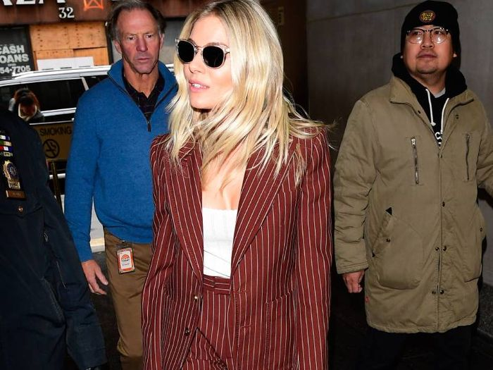 41 Sienna Miller Outfits We Will Never Tire Of