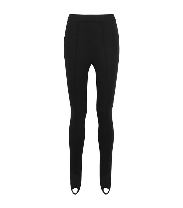 Simple Style Rules: Marni Tech-Jersey Stirrup Leggings