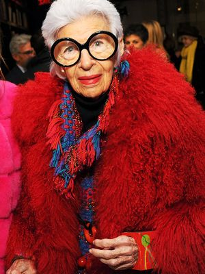 Everything You Didn't Know About Fashion Icon Iris Apfel
