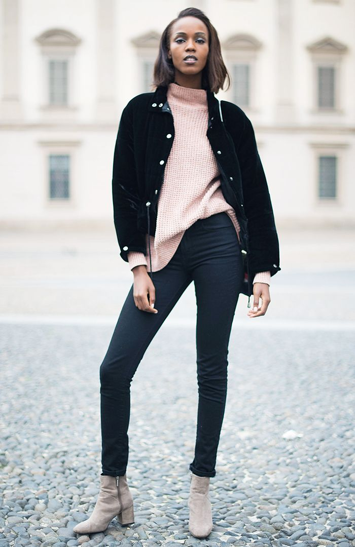 What Boots to Wear With Skinny Jeans 5 Styles You\u0027ll Love