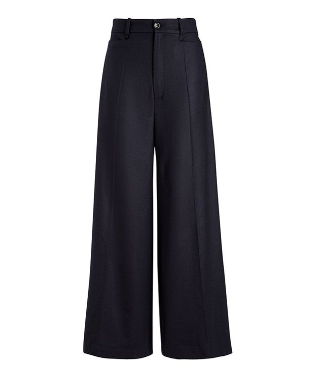 Joseph Dana Flannel Stretch Trousers
