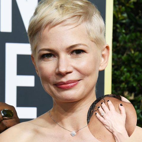 celebrity engagement rings: michelle williams