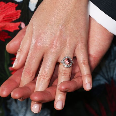 Celebrity engagement rings: princess eugenie and jack brooksbank