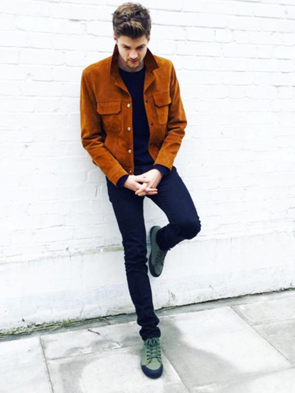 male bloggers: Jim Chapman