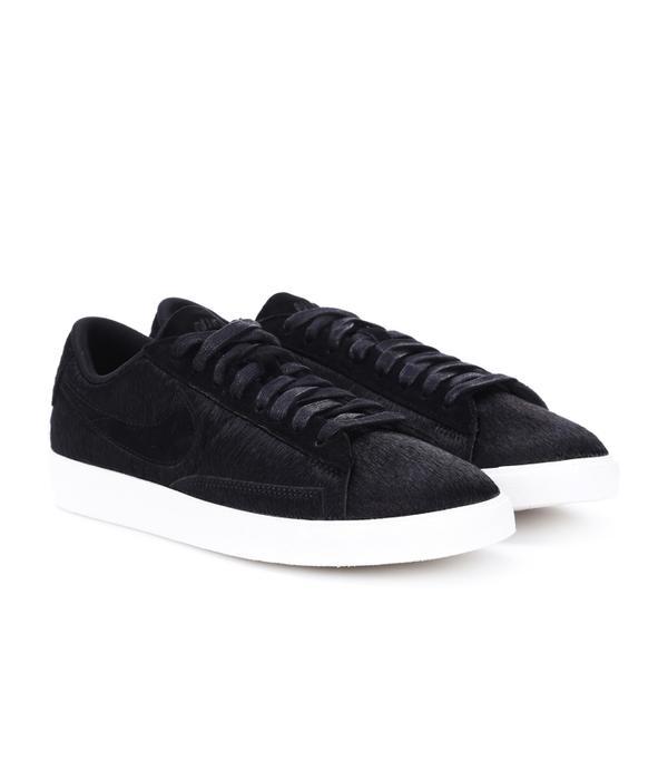 male bloggers: Nike Blazer Low Calf Hair Sneakers