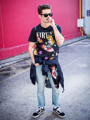 9 Male Bloggers Whose Style You'll Actually Want to Copy
