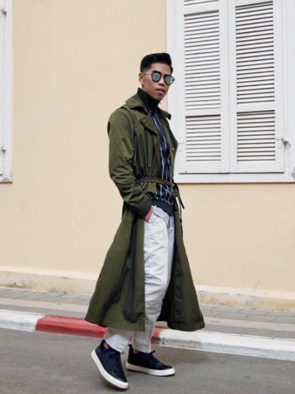 male bloggers: Oh Antonio