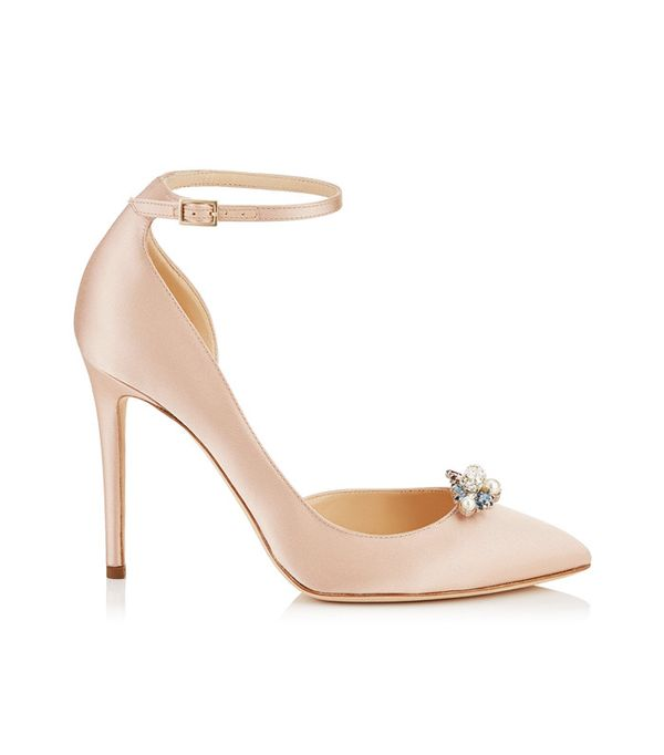 Best bridal shoes: Jimmy Choo