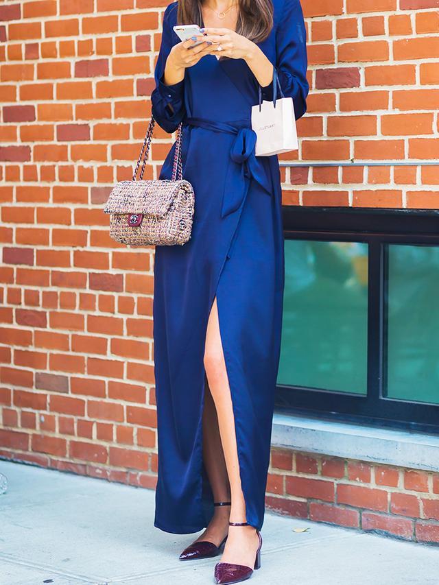 What guys like girls to wear: Formal dress