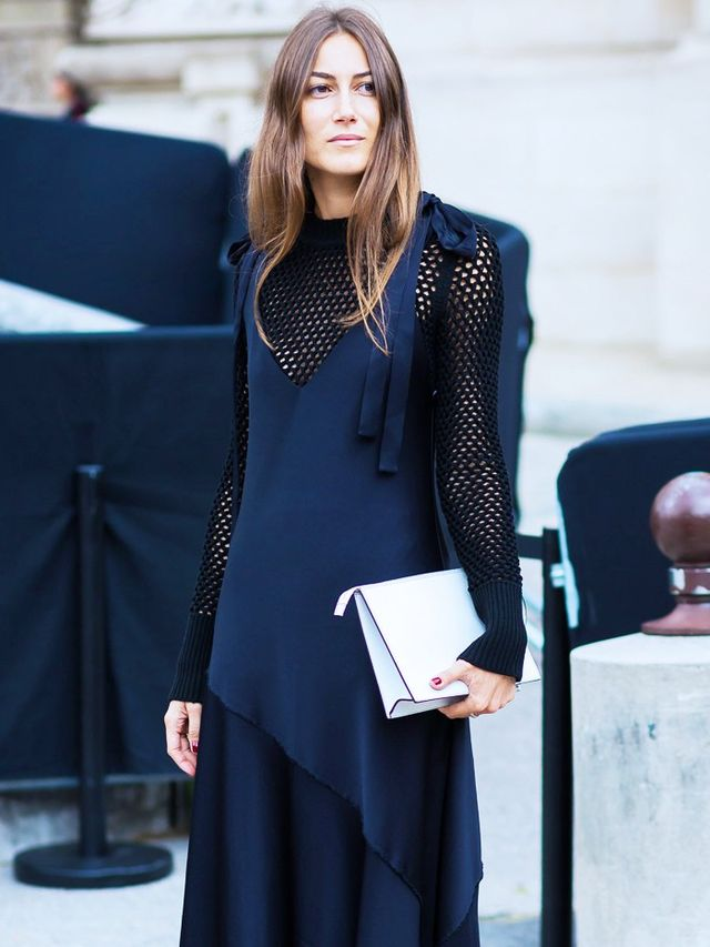 What to wear to a wedding: It's OK to wear black when you don't know what to wear to a wedding