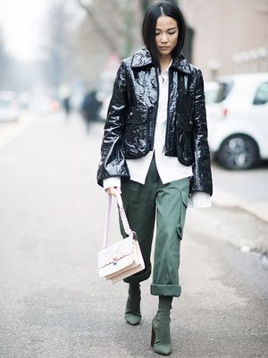 How to Wear a Leather Jacket: 7 Outfits You Haven't Thought of Yet
