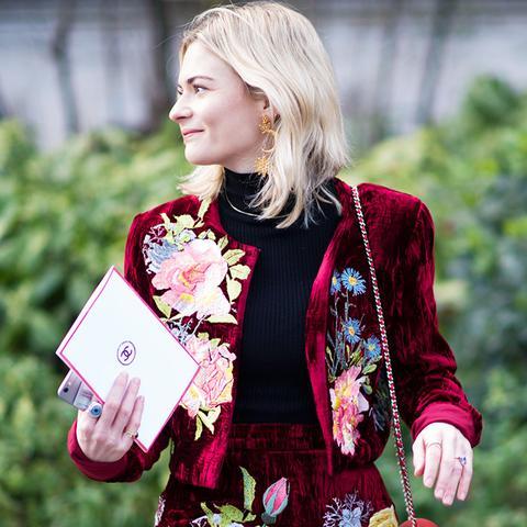 Fashion blog: Pandora Sykes