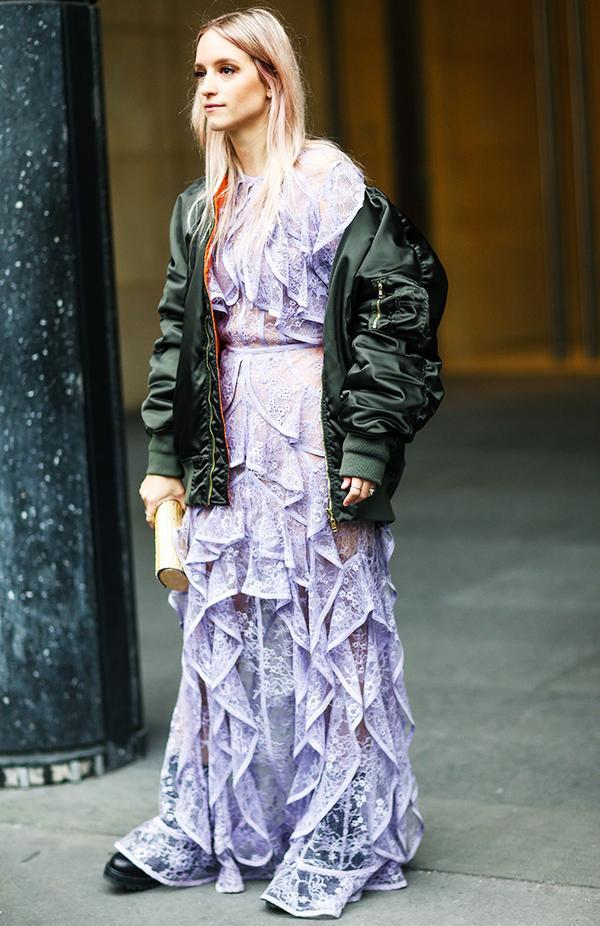 Fashion blog: Charlotte Groeneveld of The Fashion Guitar