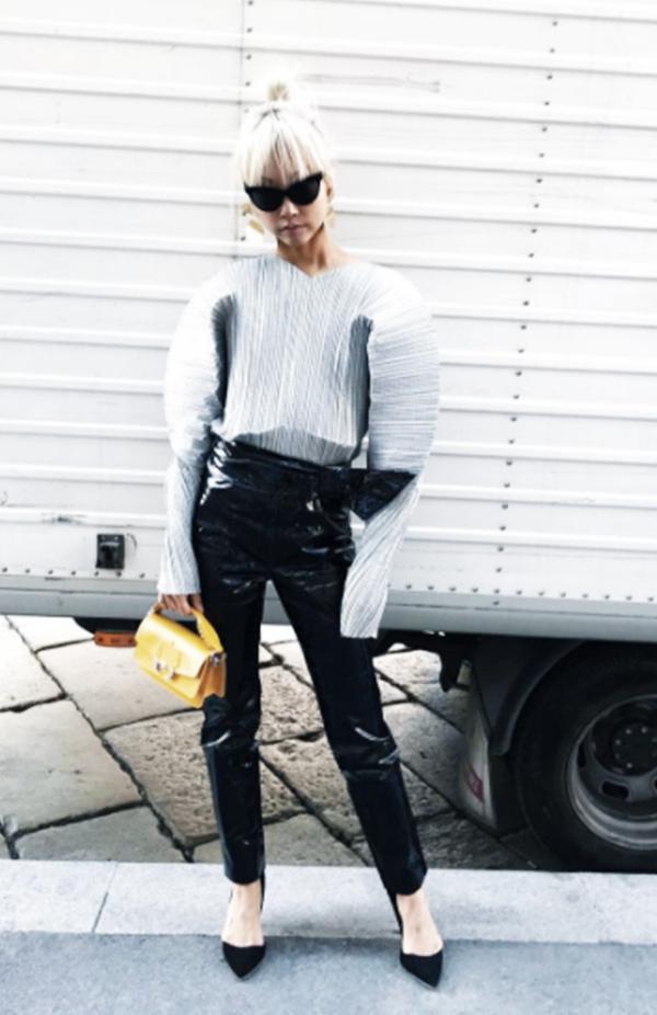 Fashion blog: Vanessa Hong of The Haute Pursuit