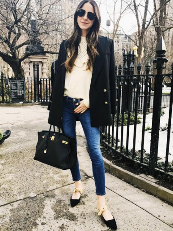 Fashion blog: Something Navy