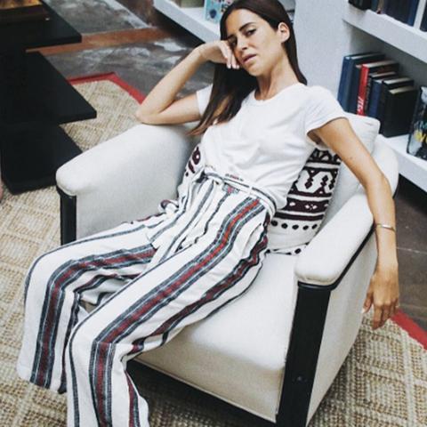 Fashion blog: Gala Gonzalez