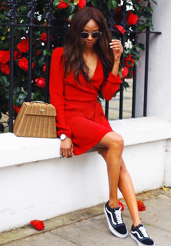 Fashion blog: Symphony of Silk