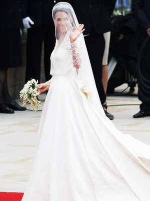 17 of the Most Jaw-Dropping Celebrity Wedding Dresses of All Time