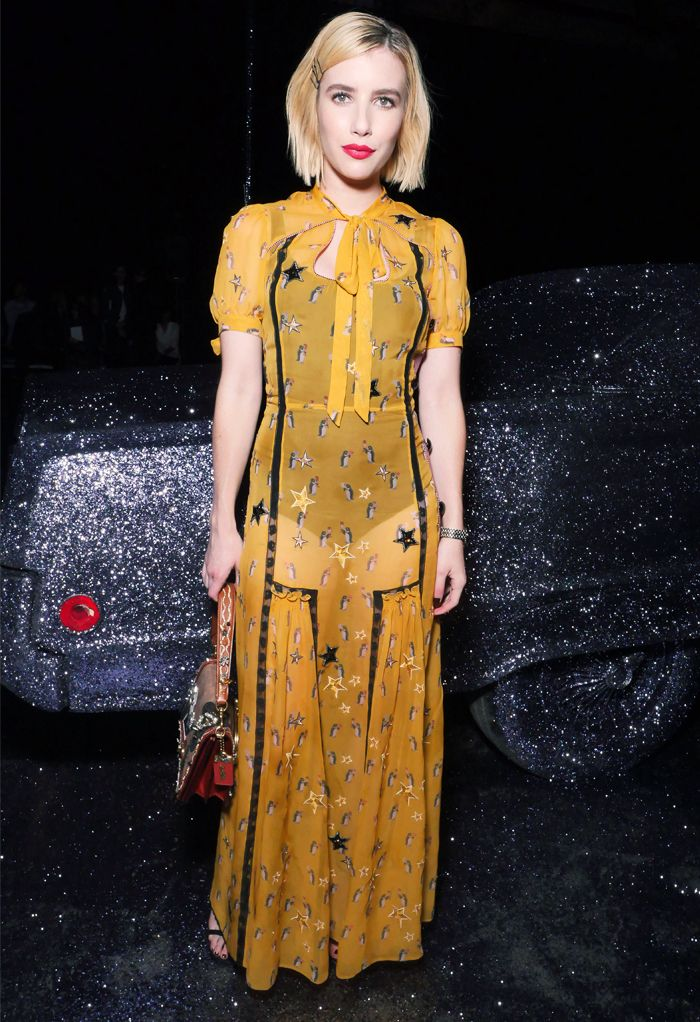 Emma Roberts S Best Style Moves Who What Wear Uk