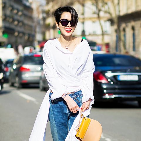 You Should Never Chuck Out These Classic Jeans—and We've Got Proof