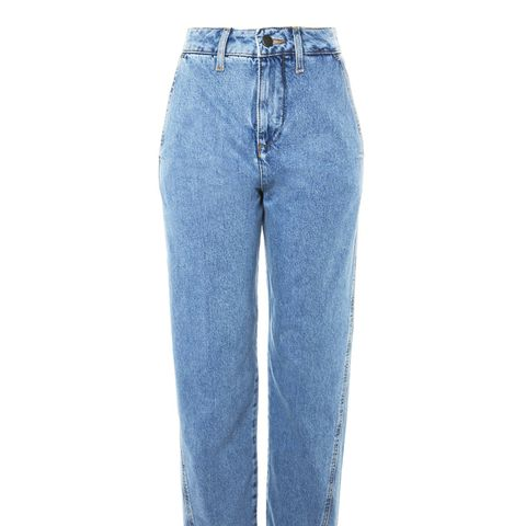 Displaced Boyfriend Jeans by Boutique