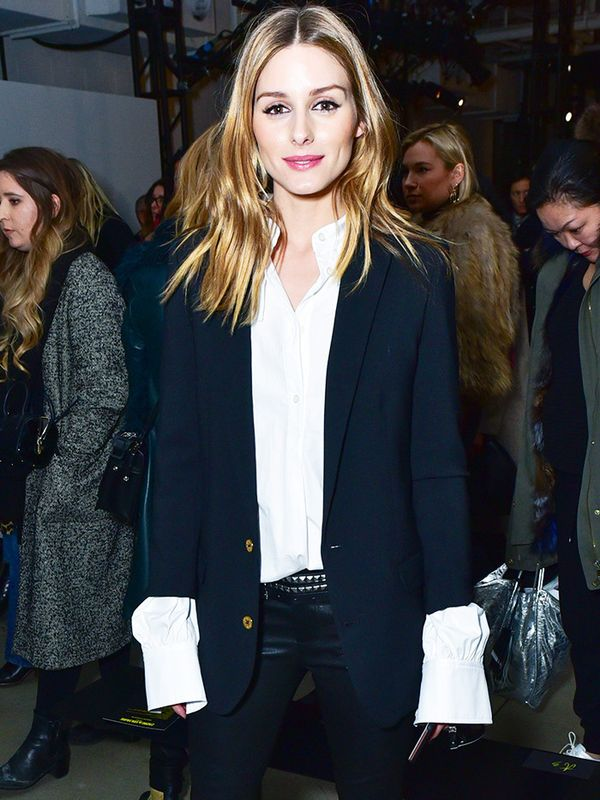 Olivia Palermo Style: White Shirts Don't Have to Be Boring