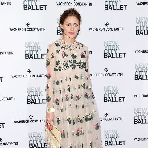 Olivia Palermo Style: Wow when attending major events