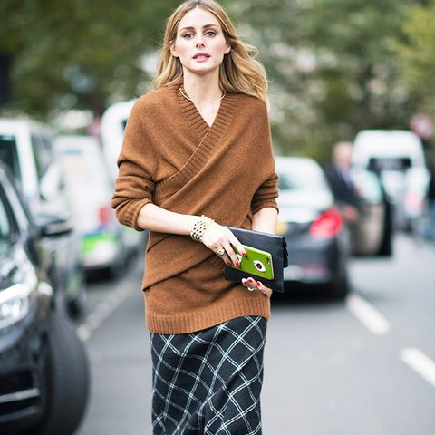Olivia Palermo Style: Invest in Chic Knitwear