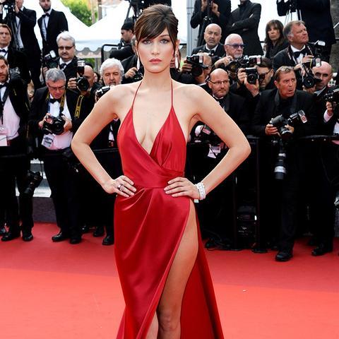 Naked Red Carpet Looks