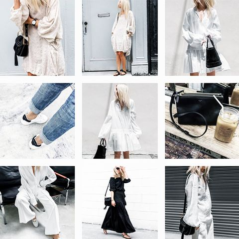 Minimalist Fashion Bloggers: Michaela Babuskova of Figtny