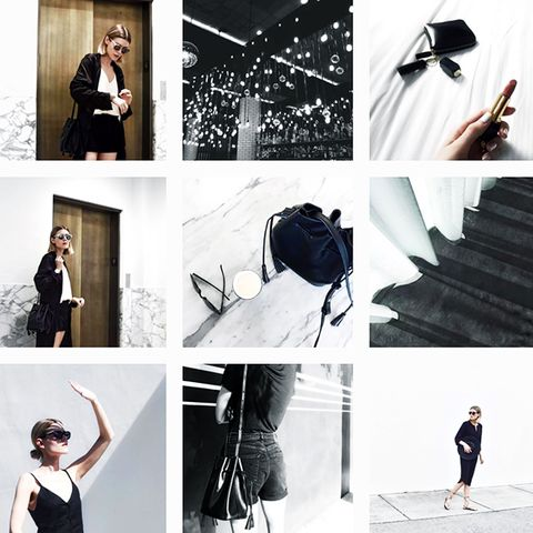 Minimalist Fashion Bloggers: Blair Badge
