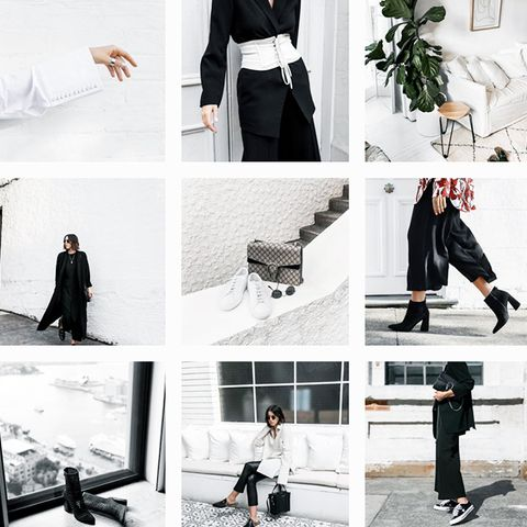 Minimalist Fashion Bloggers: Kaitlyn Ham of Kaity Modern