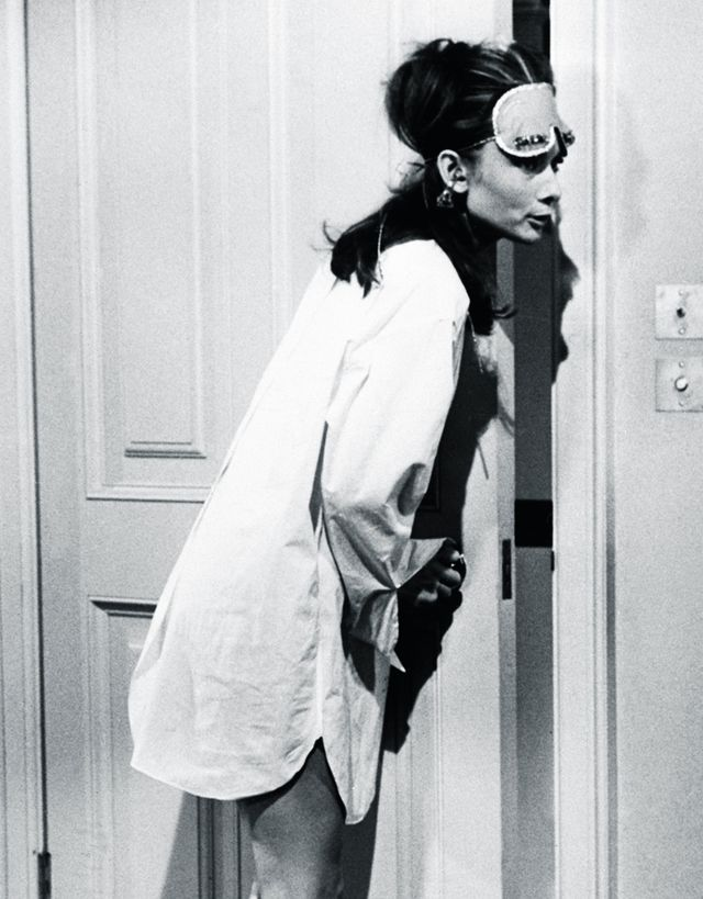 Audrey Hepburn style: Breakfast at Tiffany's