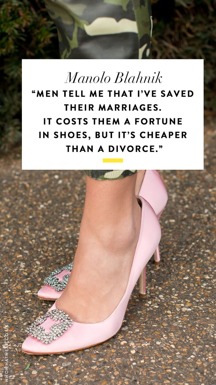The Shoe Quotes You Need in Your Life | Who What Wear