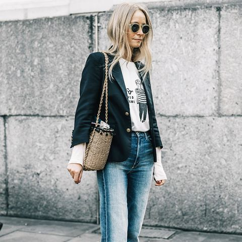 How to Dress Up Your Jeans | WhoWhatWear UK