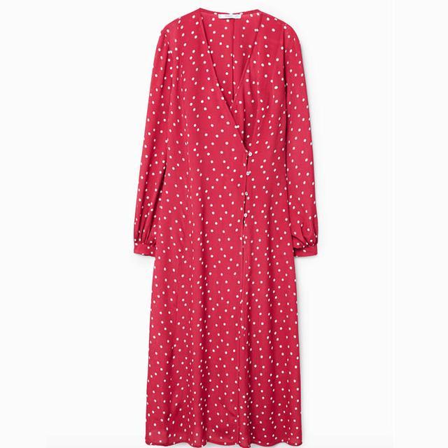 Dress Styles: Mango Wrap Dress