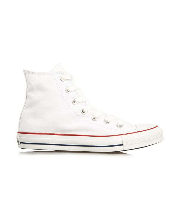 How to Wear Converse: Converse Chuck Taylor Canvas High-Top Sneakers