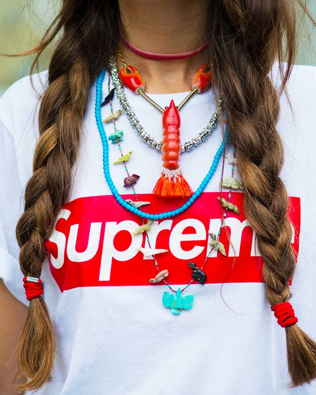 How to Layer Necklaces