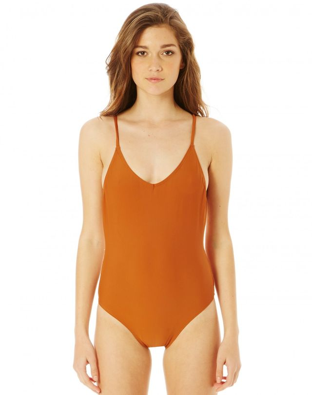 Glassons The Miley Cross Back Swimsuit