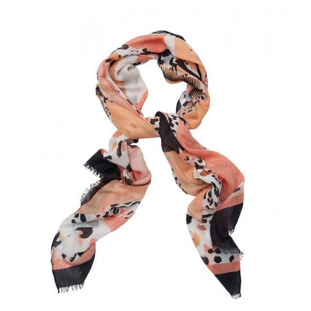 Sportsgirl Animal Spliced Scarf